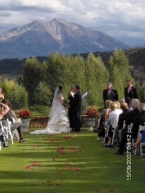 wedding reception planning colorado
